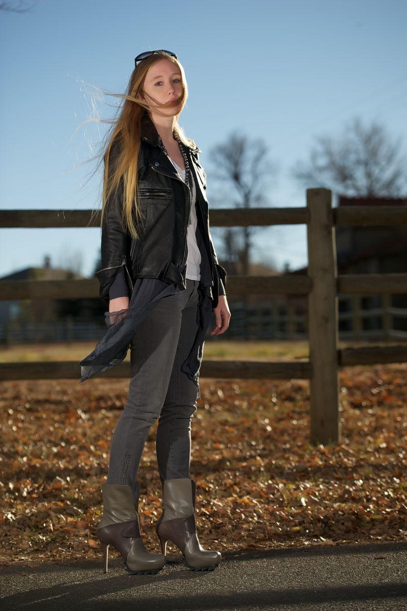 Sword Novara Moto Leather Jacket Fashionsnag